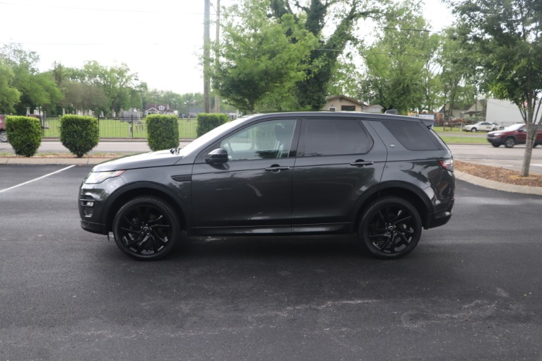 Used 2017 Land Rover Discovery SPORT HSE DYNAMIC W/NAV for sale $33,950 at Auto Collection in Murfreesboro TN 37130 7