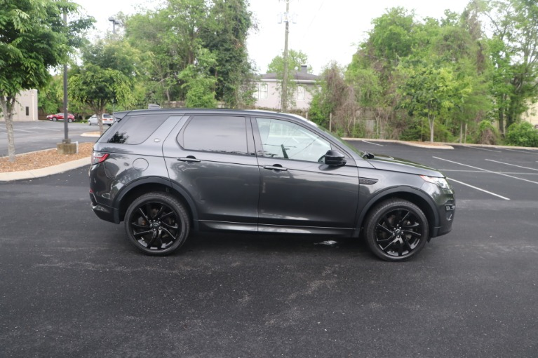 Used 2017 Land Rover Discovery SPORT HSE DYNAMIC W/NAV for sale $33,950 at Auto Collection in Murfreesboro TN 37130 8