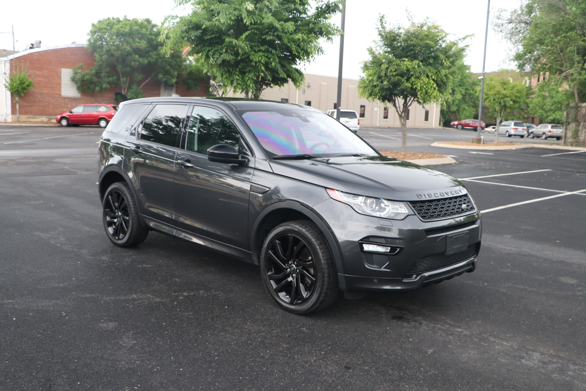 Used 2017 Land Rover Discovery SPORT HSE DYNAMIC W/NAV for sale $33,950 at Auto Collection in Murfreesboro TN 37130 1