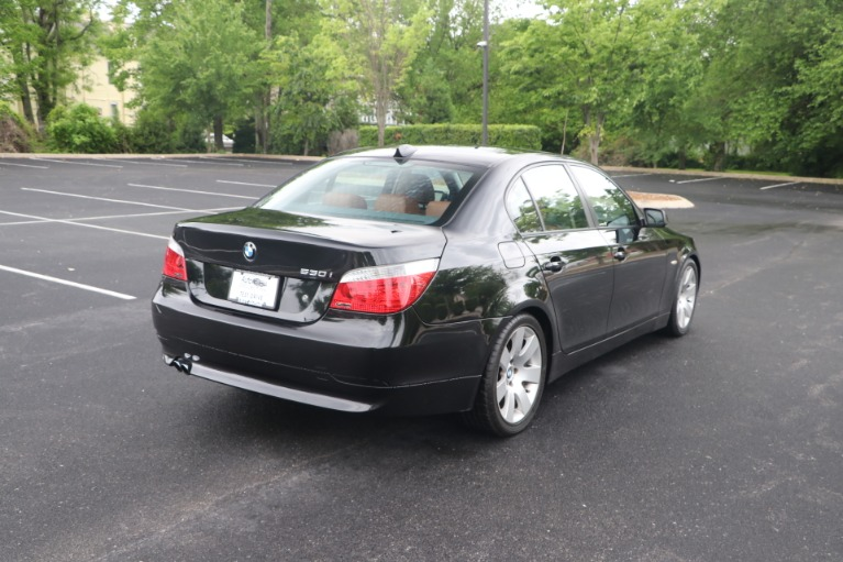 Used 2006 BMW 530I PREMIUM SPORT W/NAV for sale Sold at Auto Collection in Murfreesboro TN 37130 3