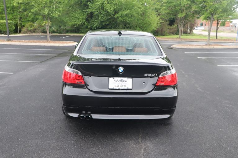 Used 2006 BMW 530I PREMIUM SPORT W/NAV for sale Sold at Auto Collection in Murfreesboro TN 37130 6