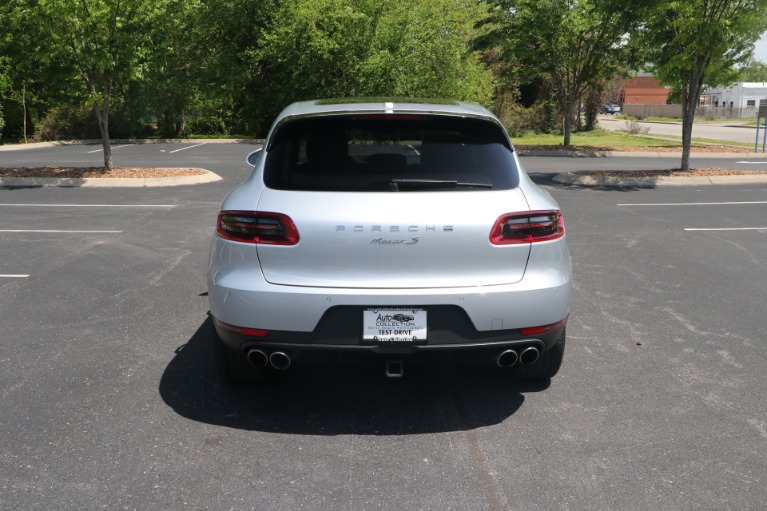 Used 2018 Porsche Macan MACAN S AWD W/NAV for sale Sold at Auto Collection in Murfreesboro TN 37130 6