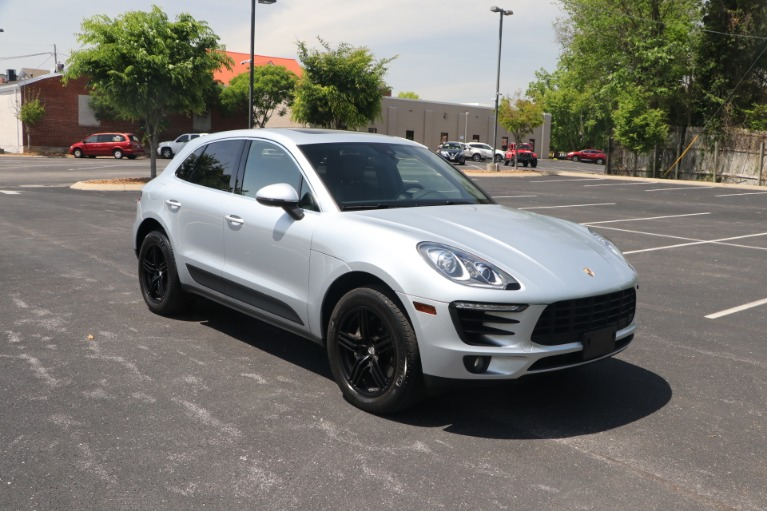 Used 2018 Porsche Macan MACAN S AWD W/NAV for sale Sold at Auto Collection in Murfreesboro TN 37130 1