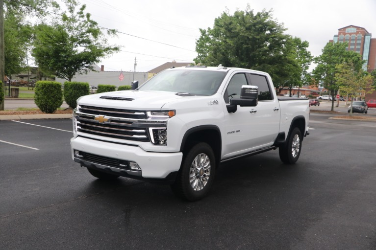 Used 2021 Chevrolet Silverado 2500HD HIGH COUNTRY DELUXE W/NAV for sale Sold at Auto Collection in Murfreesboro TN 37130 2