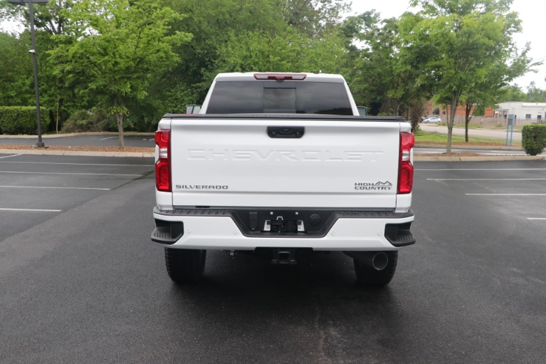 Used 2021 Chevrolet Silverado 2500HD HIGH COUNTRY DELUXE W/NAV for sale Sold at Auto Collection in Murfreesboro TN 37130 6