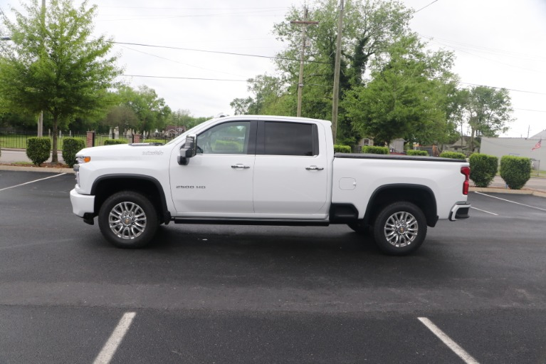 Used 2021 Chevrolet Silverado 2500HD HIGH COUNTRY DELUXE W/NAV for sale Sold at Auto Collection in Murfreesboro TN 37130 7
