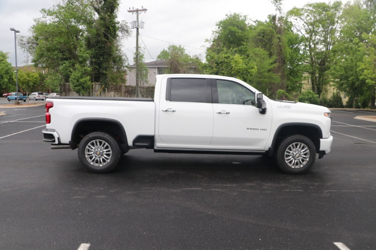 Used 2021 Chevrolet Silverado 2500HD HIGH COUNTRY DELUXE W/NAV for sale Sold at Auto Collection in Murfreesboro TN 37130 8