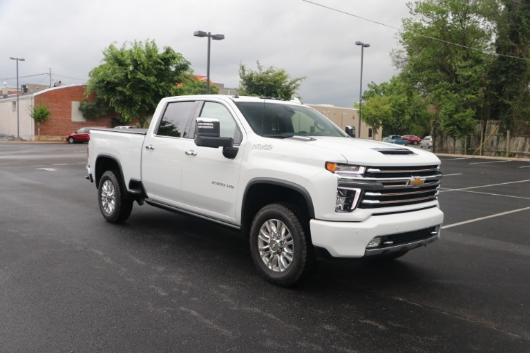 Used 2021 Chevrolet Silverado 2500HD HIGH COUNTRY DELUXE W/NAV for sale Sold at Auto Collection in Murfreesboro TN 37130 1