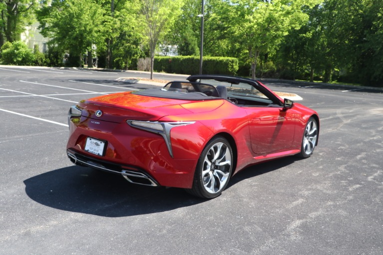 Used 2021 Lexus LC 500 CONVERTIBLE TOURING PKG W/NAV for sale $113,950 at Auto Collection in Murfreesboro TN 37130 6