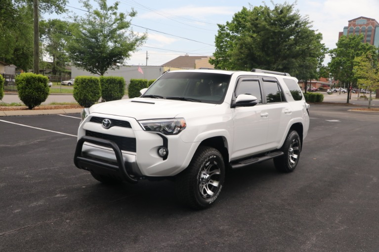 Used 2019 Toyota 4Runner TRD OFF ROAD PREMIUM 4WD W/NAV for sale Sold at Auto Collection in Murfreesboro TN 37130 2