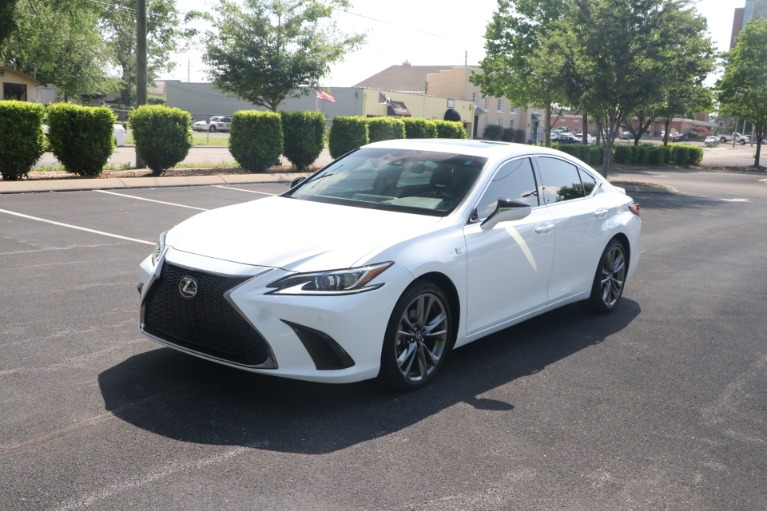 Used 2019 Lexus ES 350 F SPORT FWD W/NAV for sale $38,950 at Auto Collection in Murfreesboro TN 37130 2
