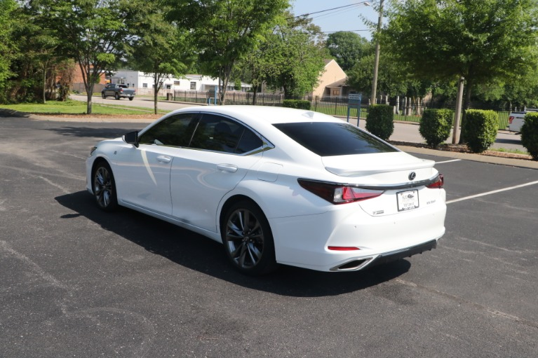 Used 2019 Lexus ES 350 F SPORT FWD W/NAV for sale $38,950 at Auto Collection in Murfreesboro TN 37130 4