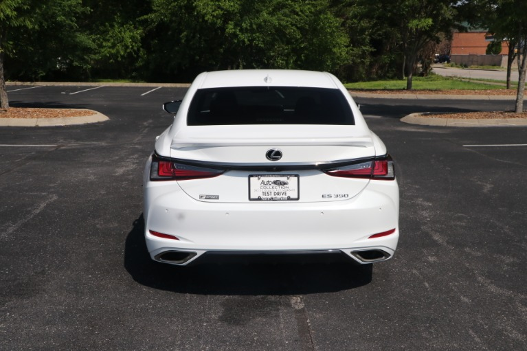 Used 2019 Lexus ES 350 F SPORT FWD W/NAV for sale $38,950 at Auto Collection in Murfreesboro TN 37130 6