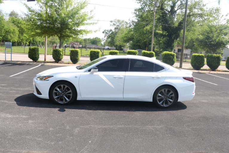 Used 2019 Lexus ES 350 F SPORT FWD W/NAV for sale $38,950 at Auto Collection in Murfreesboro TN 37130 7