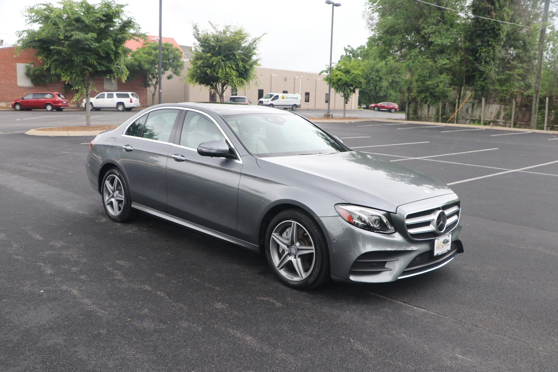 Used 2017 Mercedes-Benz E300 E300 RWD PREMIUM 3 W/NAV for sale $37,950 at Auto Collection in Murfreesboro TN 37130 1