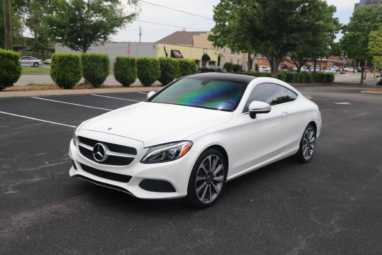 Used 2018 Mercedes-Benz C300 COUPE PREMIUM W/NAV for sale $35,950 at Auto Collection in Murfreesboro TN 37130 2