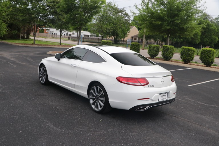 Used 2018 Mercedes-Benz C300 COUPE PREMIUM W/NAV for sale $35,950 at Auto Collection in Murfreesboro TN 37130 4
