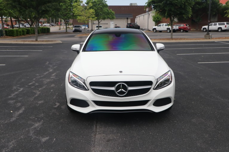 Used 2018 Mercedes-Benz C300 COUPE PREMIUM W/NAV for sale $35,950 at Auto Collection in Murfreesboro TN 37130 5