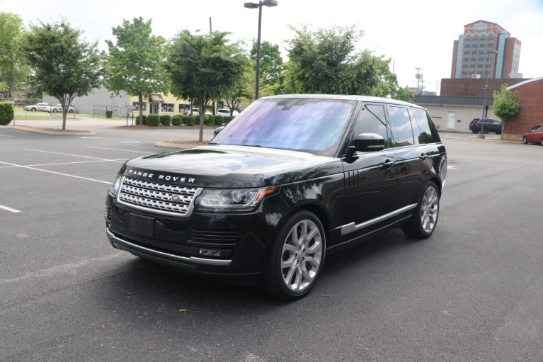 Used 2016 Land Rover Range Rover HSE 3.0 SUPERCHARGED W/NAV for sale $54,950 at Auto Collection in Murfreesboro TN 37130 2