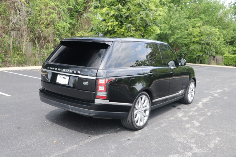 Used 2016 Land Rover Range Rover HSE 3.0 SUPERCHARGED W/NAV for sale $54,950 at Auto Collection in Murfreesboro TN 37130 3