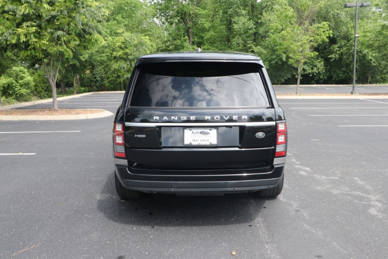Used 2016 Land Rover Range Rover HSE 3.0 SUPERCHARGED W/NAV for sale $54,950 at Auto Collection in Murfreesboro TN 37130 6