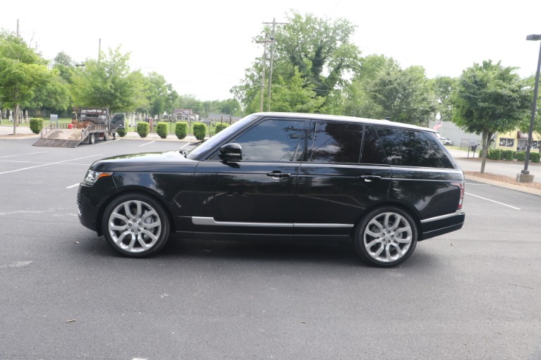 Used 2016 Land Rover Range Rover HSE 3.0 SUPERCHARGED W/NAV for sale $54,950 at Auto Collection in Murfreesboro TN 37130 7