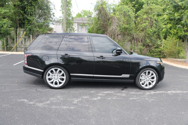 Used 2016 Land Rover Range Rover HSE 3.0 SUPERCHARGED W/NAV for sale $54,950 at Auto Collection in Murfreesboro TN 37130 8