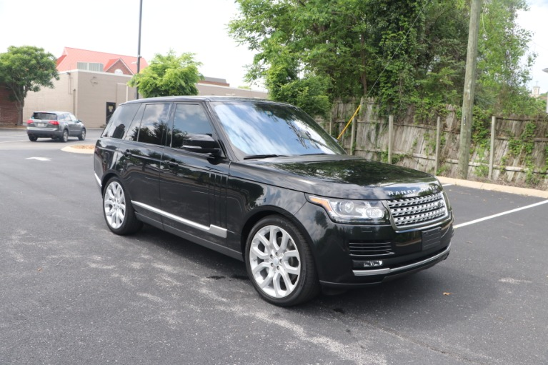 Used Used 2016 Land Rover Range Rover HSE 3.0 SUPERCHARGED W/NAV for sale $54,950 at Auto Collection in Murfreesboro TN