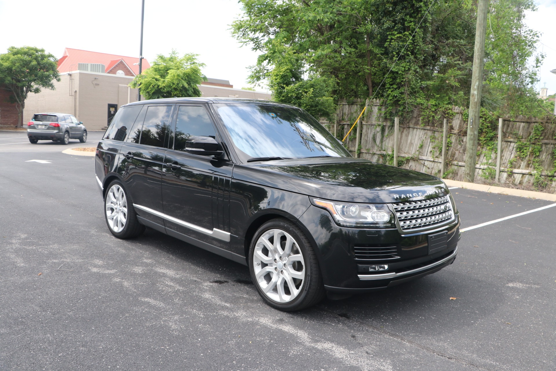 Used 2016 Land Rover Range Rover HSE 3.0 SUPERCHARGED W/NAV for sale $54,950 at Auto Collection in Murfreesboro TN 37130 1