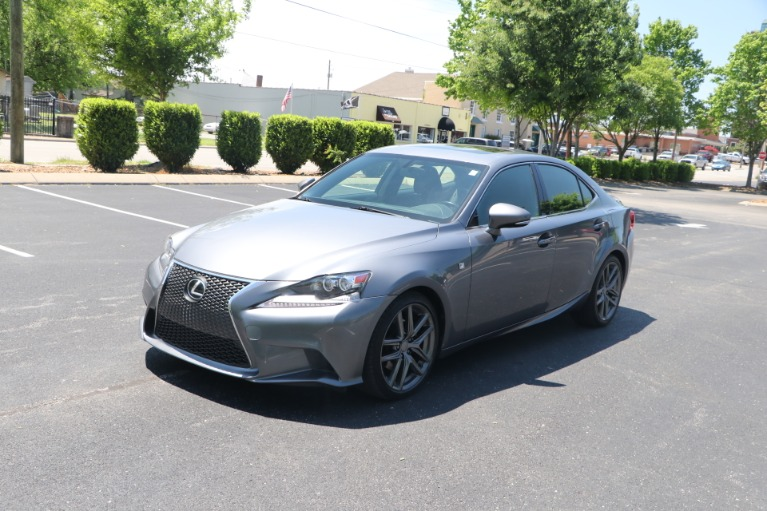 Used 2015 Lexus IS 250 F Sport W/NAV for sale $23,500 at Auto Collection in Murfreesboro TN 37130 2