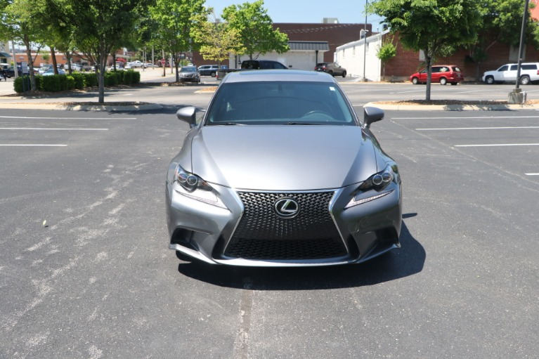 Used 2015 Lexus IS 250 F Sport W/NAV for sale $23,500 at Auto Collection in Murfreesboro TN 37130 5