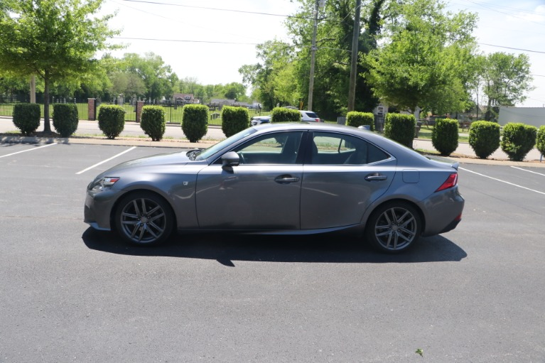 Used 2015 Lexus IS 250 F Sport W/NAV for sale $23,500 at Auto Collection in Murfreesboro TN 37130 7