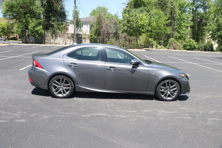 Used 2015 Lexus IS 250 F Sport W/NAV for sale $23,500 at Auto Collection in Murfreesboro TN 37130 8