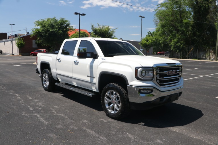Used Used 2017 GMC Sierra 1500 SLT PREMIUM 4WD CREW CAB W/NAV for sale $40,500 at Auto Collection in Murfreesboro TN