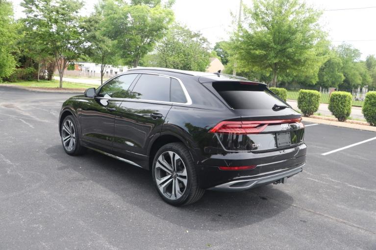 Used 2019 Audi Q8 PRESTIGE QUATTRO AWD W/NAV for sale $70,950 at Auto Collection in Murfreesboro TN 37130 4