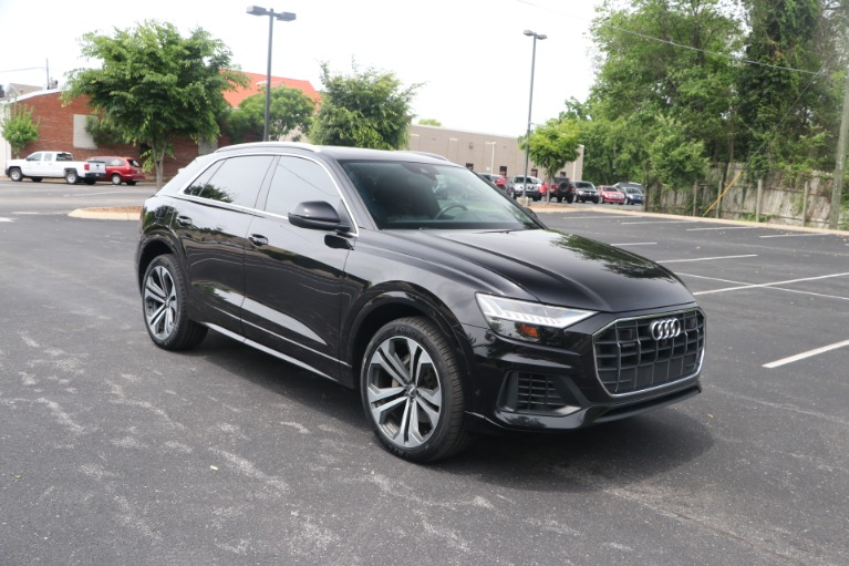 Used Used 2019 Audi Q8 PRESTIGE QUATTRO AWD W/NAV for sale $70,950 at Auto Collection in Murfreesboro TN
