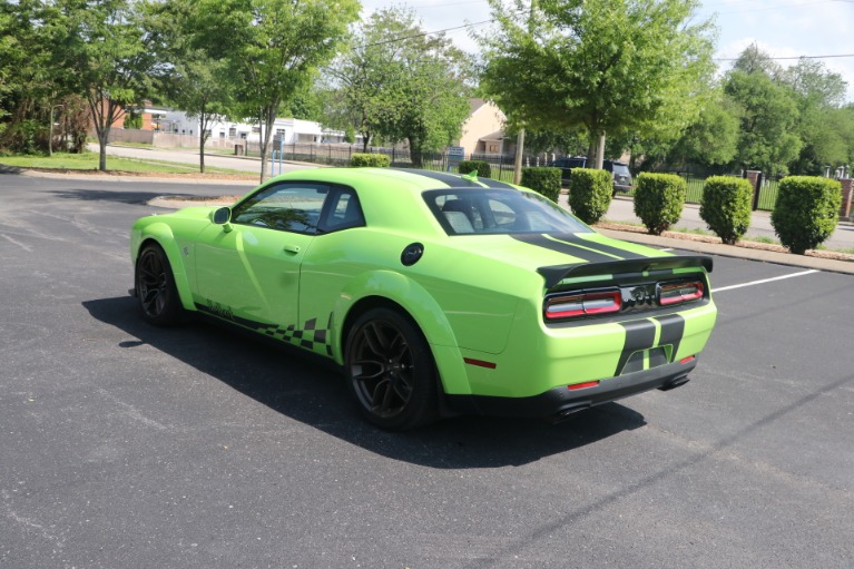 Used 2019 Dodge Challenger SRT Hellcat Widebody for sale Sold at Auto Collection in Murfreesboro TN 37130 4