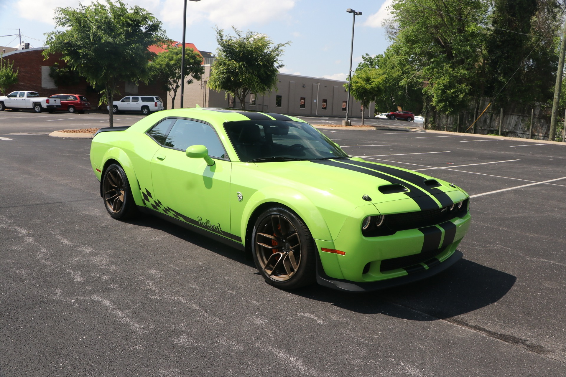 Used 2019 Dodge Challenger SRT Hellcat Widebody for sale Sold at Auto Collection in Murfreesboro TN 37130 1