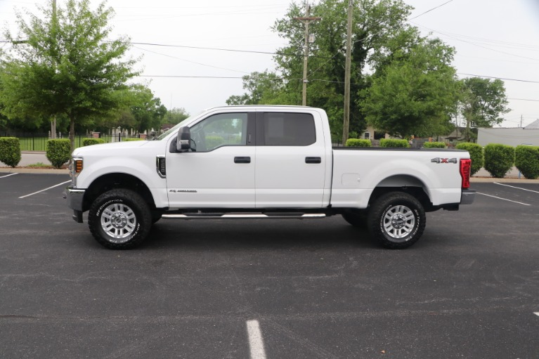 Used 2018 Ford F-250 SD SD XLT CREW CAB 4WD for sale Sold at Auto Collection in Murfreesboro TN 37130 7