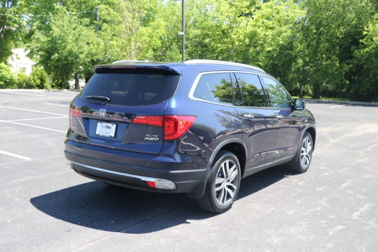 Used 2018 Honda Pilot ELITE AWD W/NAV for sale Sold at Auto Collection in Murfreesboro TN 37130 3