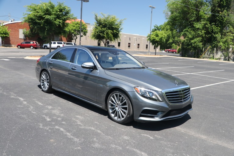 Used Used 2017 Mercedes-Benz S550e Hybrid SPORT W/NAV for sale $51,950 at Auto Collection in Murfreesboro TN