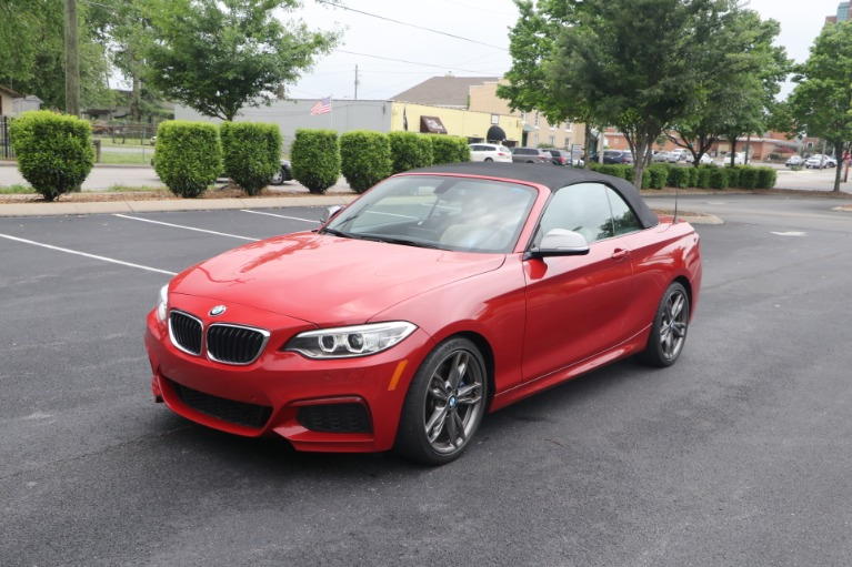 Used 2016 BMW M235i CONVERTIBLE TECHNOLOGY RWD W/NAV for sale $35,950 at Auto Collection in Murfreesboro TN 37130 3