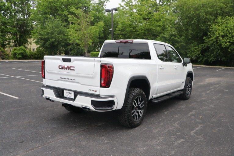 Used 2020 GMC Sierra 1500 SIERRA 1500 AT4 PREMIEUM CREW CAB 4WD W/NAV for sale $65,950 at Auto Collection in Murfreesboro TN 37130 3