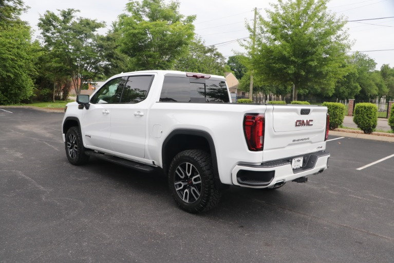 Used 2020 GMC Sierra 1500 SIERRA 1500 AT4 PREMIEUM CREW CAB 4WD W/NAV for sale $65,950 at Auto Collection in Murfreesboro TN 37130 4