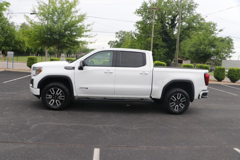 Used 2020 GMC Sierra 1500 SIERRA 1500 AT4 PREMIEUM CREW CAB 4WD W/NAV for sale $65,950 at Auto Collection in Murfreesboro TN 37130 7
