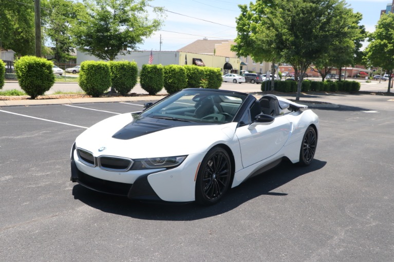 Used 2019 BMW i8 Roadster Giga Convertible AWD W/NAV for sale $114,950 at Auto Collection in Murfreesboro TN 37130 2