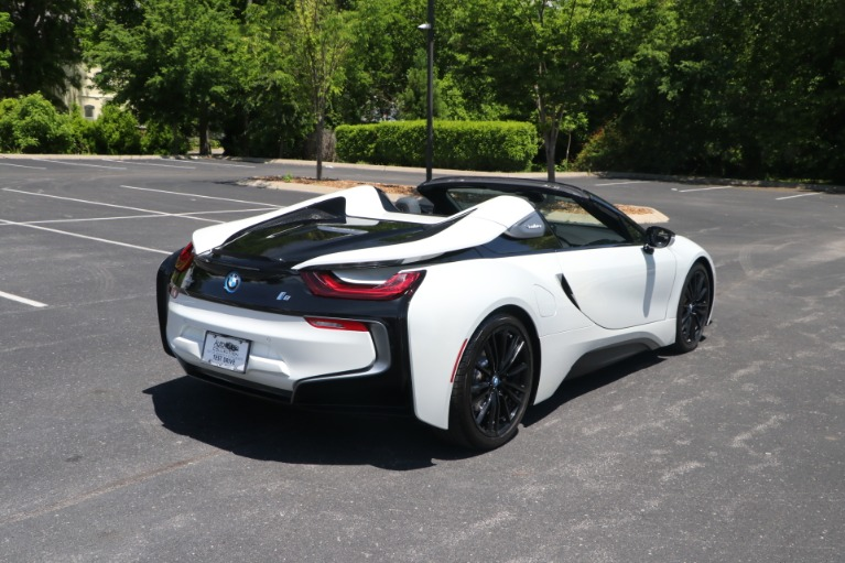 Used 2019 BMW i8 Roadster Giga Convertible AWD W/NAV for sale $114,950 at Auto Collection in Murfreesboro TN 37130 3