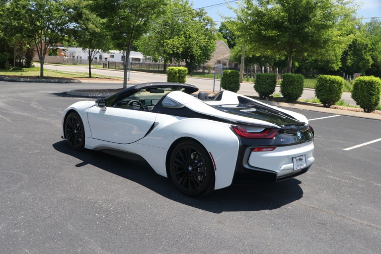 Used 2019 BMW i8 Roadster Giga Convertible AWD W/NAV for sale $114,950 at Auto Collection in Murfreesboro TN 37130 4