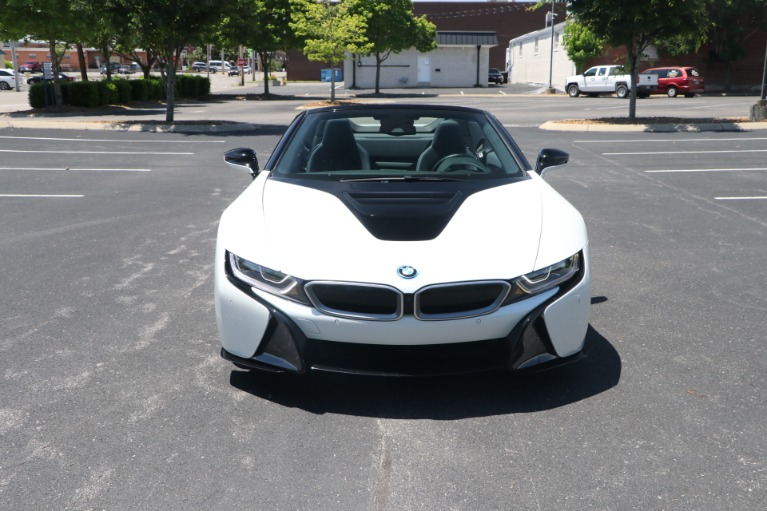 Used 2019 BMW i8 Roadster Giga Convertible AWD W/NAV for sale $114,950 at Auto Collection in Murfreesboro TN 37130 5
