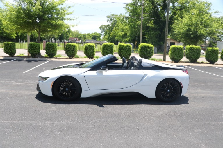 Used 2019 BMW i8 Roadster Giga Convertible AWD W/NAV for sale $114,950 at Auto Collection in Murfreesboro TN 37130 7
